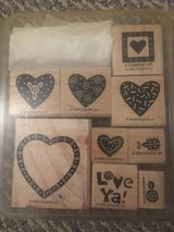 Stampin' Up SU Love Ya! 9 Stamp Set in Bolingbrook, Illinois