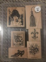 Stampin' Up SU Days Gone By 6 Stamp Set in Naperville, Illinois