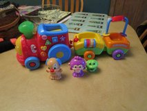 Fisher Price Laugh & Learn Puppy's Smart Train in Westmont, Illinois