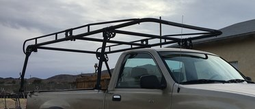 Truck rack fits toyota long bed in Yucca Valley, California