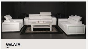 United Furniture - Galata Sofa + Loveseat + Chair incl. delivery - avail. in different colors. in Heidelberg, GE