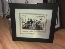 autographed Counting Crows photo in Bolingbrook, Illinois