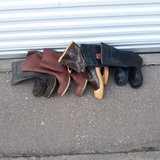 various work boots in Quad Cities, Iowa