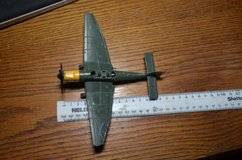 Dinky Toys 721 Battle of Britain Junkers Ju 87B Stuka in Lakenheath, UK