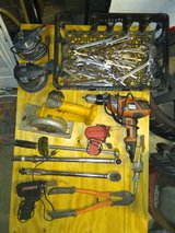 Lot of tools in Spring, Texas