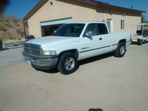 1997 Dodge club cab short bed pick up in Yucca Valley, California