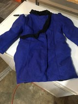 Blue dress coat size 4t in Fort Campbell, Kentucky