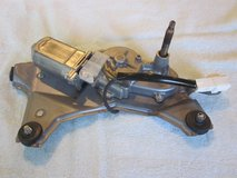 TOYOTA PRIUS 2008 Rear Windshield Motor & Front & Rear Wiper Arms in Chicago, Illinois