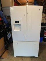 GE French door Refrigerator with Freezer on bottom in Orland Park, Illinois