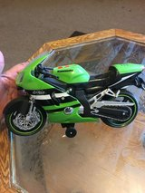 Motorcycle toy. in Fort Campbell, Kentucky