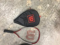 Wilson Racquet ball racquet in Kansas City, Missouri