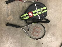 Wilson Tennis racquet in Kansas City, Missouri