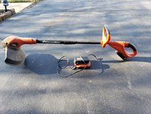 18V Weed-eater (2 batteries & charger included) in Plainfield, Illinois