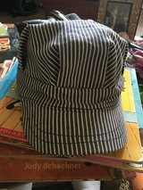 Conductor hat in Fort Campbell, Kentucky
