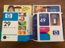 HP Ink - Black 29 and Tri-color 49 in Yorkville, Illinois