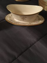 Lenox Discontinued China Garden 8 place settings WITH side servers!!!! in Yucca Valley, California