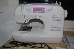 Brother Sewing Machine Dual Voltage in Ramstein, Germany