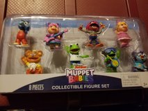 Muppet babies playset in Chicago, Illinois