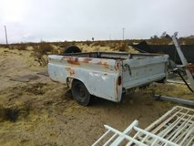 truck bed trailer in Yucca Valley, California
