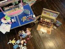 Ice cream shop and dolls in Okinawa, Japan