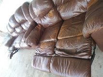 Recliner sofa & loveseat in Spring, Texas