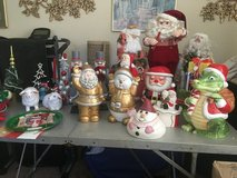 Numerous Christmas Decoration  items in Travis AFB, California