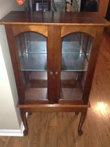 Cute Small Display Cabinet in Westmont, Illinois