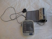 Omron Automatic Blood Pressure Monitor, in Yorkville, Illinois