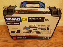 Kobalt 89 pc Tool Set in Travis AFB, California