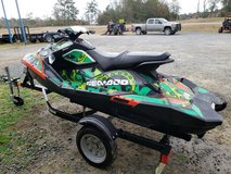 SeaDoo Spark in Fort Polk, Louisiana