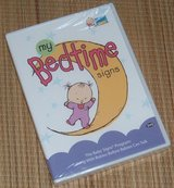 NEW The Baby Signs Program My Bedtime Signs DVD in Chicago, Illinois