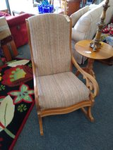 Upholstered Rocker in Naperville, Illinois