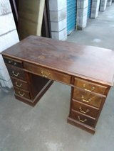 Solid Wood Desk in Yucca Valley, California