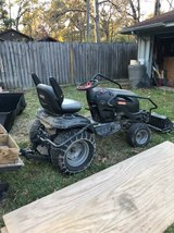 craftsman GT6000 Tractor with accessories in Spring, Texas