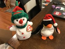 Ty Beanie Babies Christmas in Naperville, Illinois