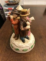 Christmas Carolers Musical Figurine in Joliet, Illinois