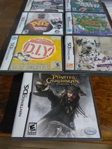 5 Nintendo DS Games in Yucca Valley, California