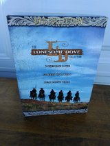 Lonesome Dove DVD Set in Yucca Valley, California