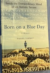 Born on a Blue Day Hardcover in Okinawa, Japan