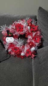 Christmas wreaths and more in Pasadena, Texas