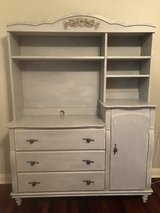 Baby Changing Table, Dresser and Hutch in Bolingbrook, Illinois