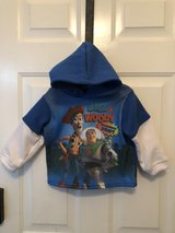 Toy Story Hoodie size 4T in Fort Benning, Georgia