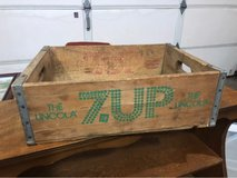 vintage crates in Naperville, Illinois