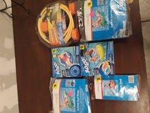 Swimming pool toys in Plainfield, Illinois