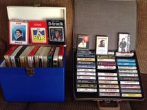Eight-Tracks and Cassettes in Naperville, Illinois