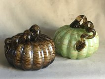 Art Glass Pumpkins in Chicago, Illinois
