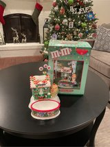 Dept 56 M&M Lighted House & Candy Dish in Naperville, Illinois