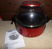 Nostalgia Electrics '50s Style Stir Popcorn Popper in Houston, Texas