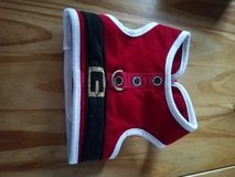 Small santa dog harness in Lakenheath, UK