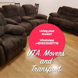 MOVING PICK UP AND DELIVERY, TRANSPORT, FURNITURE ASSEMBLE AND INSTALLATION in Chicago, Illinois